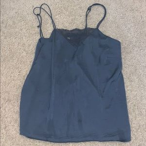Silky going out tank top H&M